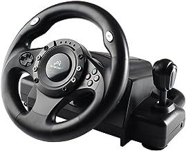 Tracer - Volante Trajoy 34009Drifter USB compatible con PlayStation 2 y 3