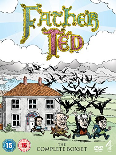 Father Ted: The Complete Box Set [5 DVDs] [UK Import]