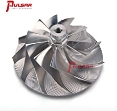 Pulsar Turbo 2004.5-2005 CHEVY GMC Duramax 6.6 LLY GT3788VA Billet Compressor Wheel