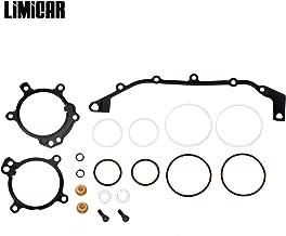 LIMICAR DUAL Stage 3 VANOS Camshaft Cover O-Ring Seal Repair Kit Compatible with BMW E36 E39 E46 E53 E60 E83 E85 M52tu M54 M56