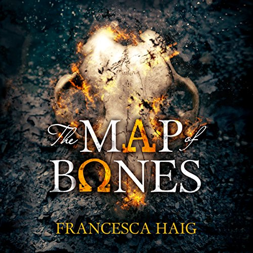 The Map of Bones audiobook cover art