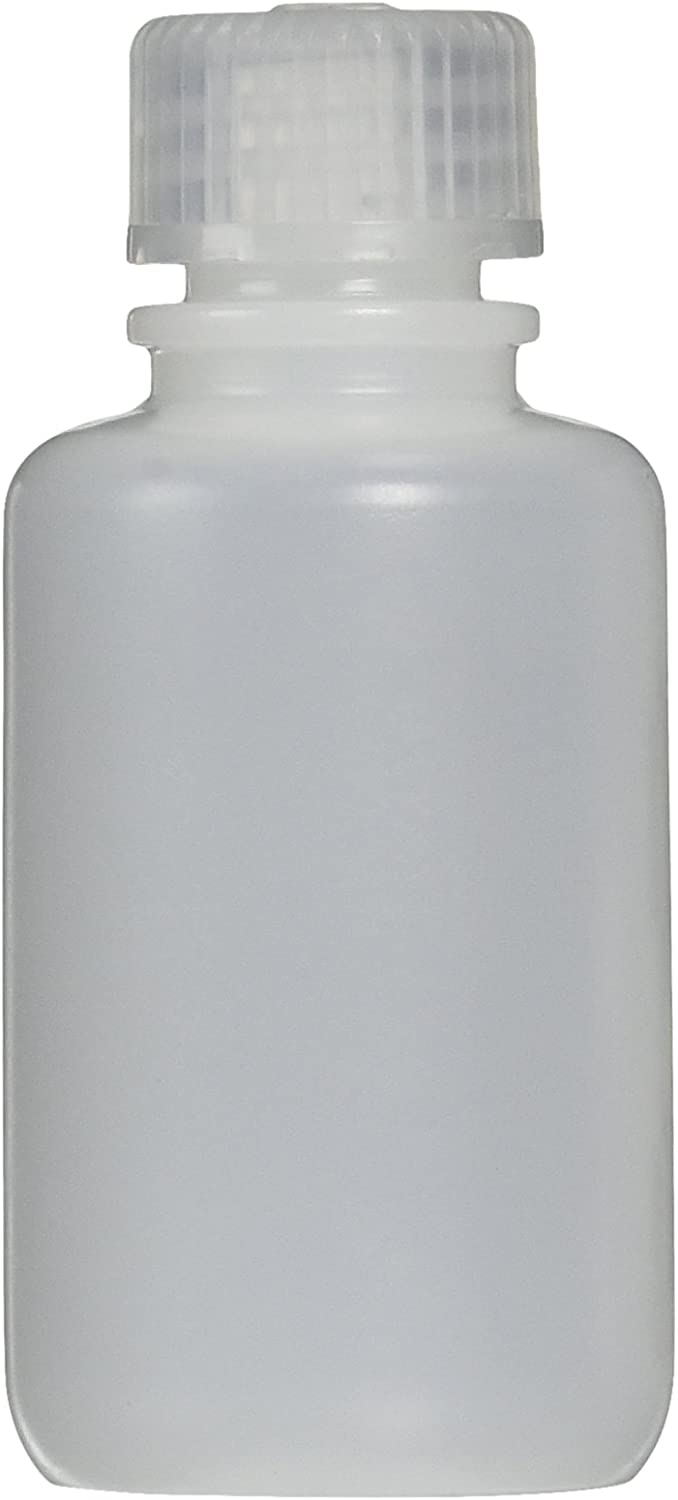 Nalgene HDPE Narrow Mouth Round Indianapolis Popular brand in the world Mall Container Oz 2