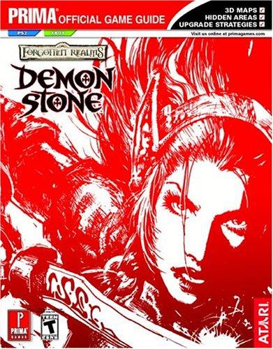 Forgotten Realms: Demon Stone (Prima Official Game Guide)
