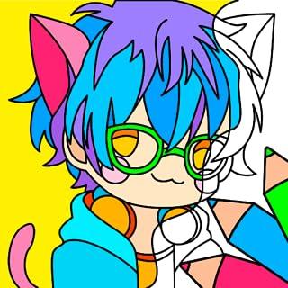 Anime Chibi Boys Genius Cartoons