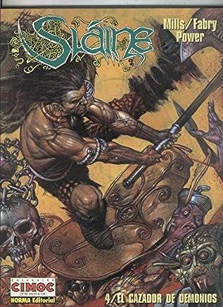 Cimoc Extra Color numero 136: Slaine volumen 4: El cazador de demonios