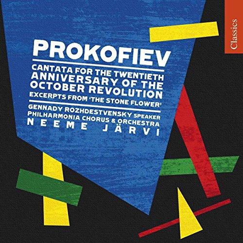 Cantate pour Le 20e Anniversaire de la Révolution d\'Octobre