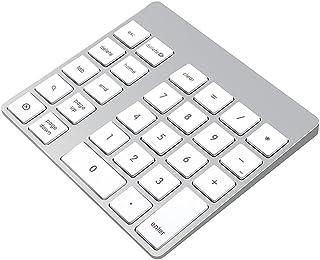Cateck Tastierino numerico Ricaricabile in Alluminio Bluetooth Wireless per iMac, MacBook Air, MacBook PRO, MacBook e Mac Mini - Trova i prezzi più bassi