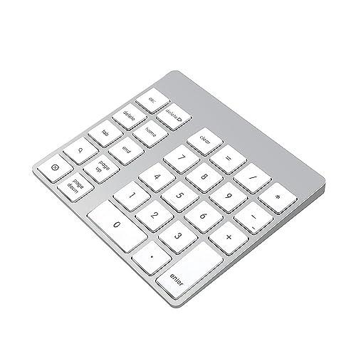 Wireless KeyPad and NumPad with customizable layouts