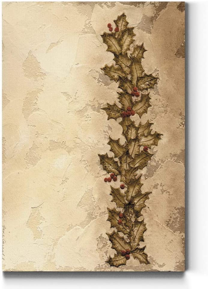 WEXFORD Beauty products HOME Holly Leaf Garland Christmas Wint Festive Houston Mall Art Wall
