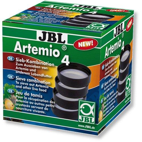 JBL 4 -Sieb-Kombination Artemio für Lebendfutter