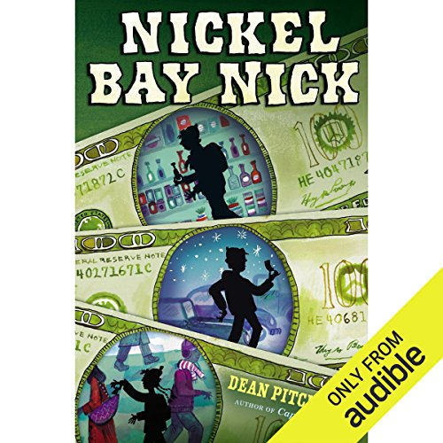Nickel Bay Nick audiobook cover art