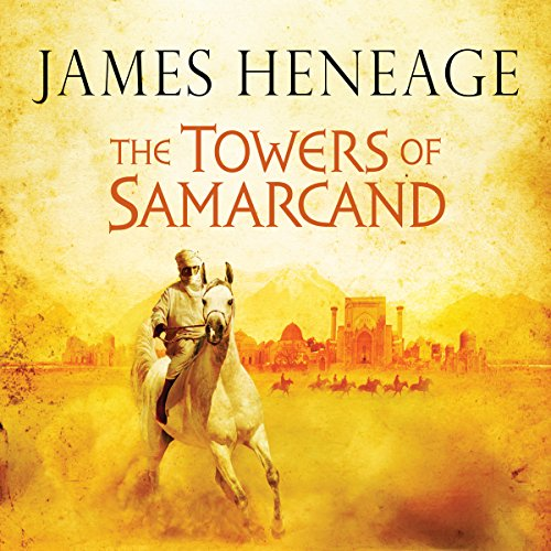 The Towers of Samarcand audiobook cover art
