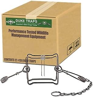 Duke #155 Body Grip Trap 1 Case (12 Traps)