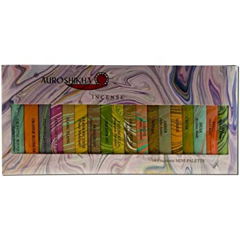 Classic Marble Incense Auroshikha Incense African Violet