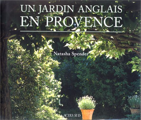 Un jardin anglais en Provence