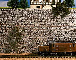 Noch 58250 Quarry Stone Wall H0 Scale  Model Kit