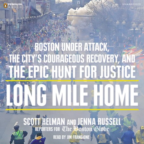 Long Mile Home audiobook cover art
