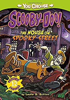 The House on Spooky Street  You Choose Stories  Scooby-Doo