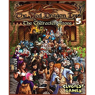 Slugfest Games The Red Dragon Inn 5: The Character Trove