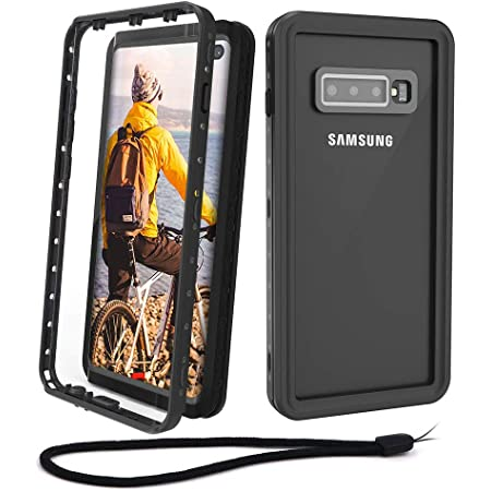 Beeasy Samsung Galaxy S10 Plus Wasserdichte Hülle 360 Elektronik