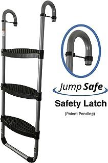 Trampoline Ladders OR Slides | Choose Jump Slider Trampoline Slide OR 2-Step Ladder OR 3-Step Ladder | [Lifetime Parts Warranty]
