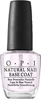 OPI Natural Nail Base Coat, 15ml