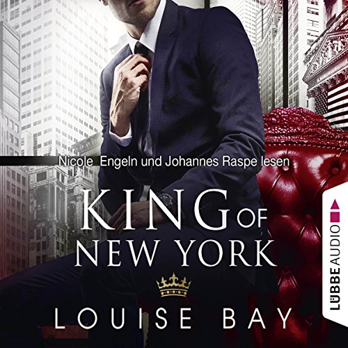 King of New York audiobook cover art