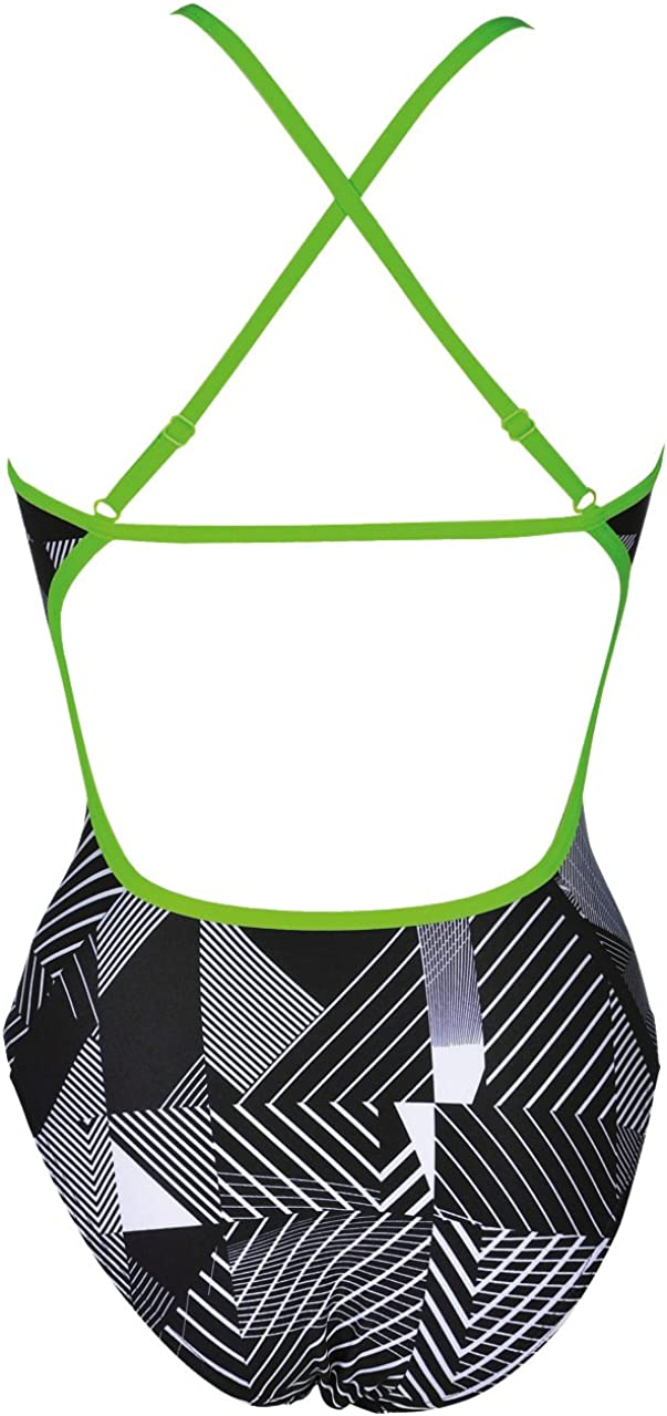 Arena Womens Optical Swimsuit