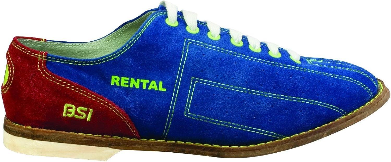 BSI Men's Suede Lace Rental shoes, Size 12