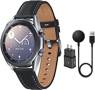 Samsung Galaxy Watch 3 Stainless Steel (41mm) SpO2 Oxygen, Sleep, GPS Sports + Fitness...
