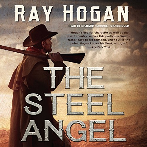 The Steel Angel audiobook cover art