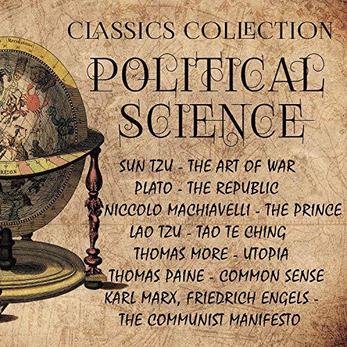 Political Science. Classics Collection. audiobook cover art