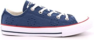 CONVERSE ALL STAR Ox Girls Sneakers Navy
