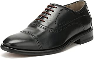 Men's Leather Mallory Oxford Shoes Black