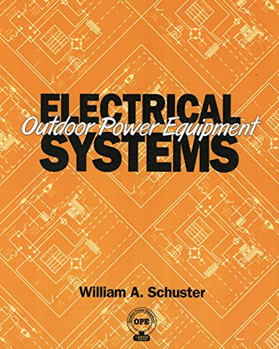 Outdoor power equipment electrical systems