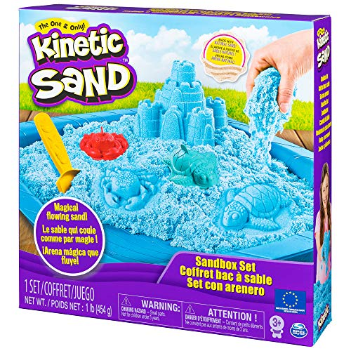 Kinetic Sand Playset Castillo Arena Kinética (BIZAK 61921402) , color/modelo surtido