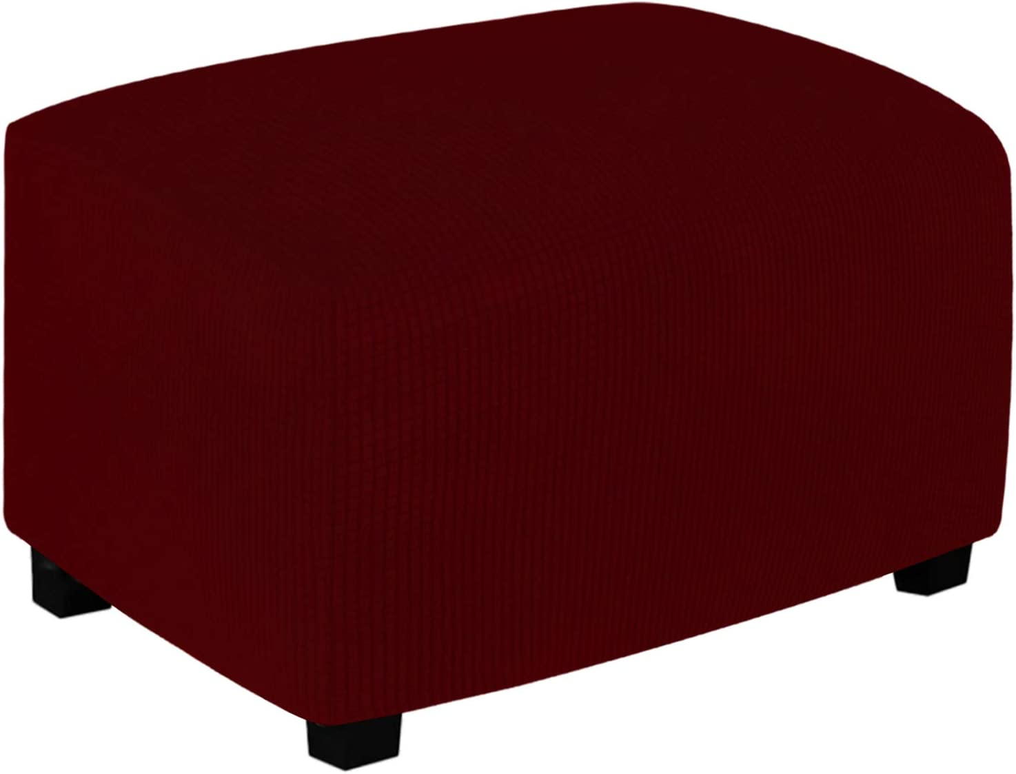 Max 61% OFF Easy-Going Stretch Ottoman Max 40% OFF Cover Stool Furniture Folding Storage