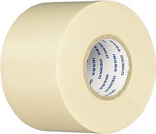 因幡電工 粘着テープ 薄厚タイプ 50mm×20m アイボリー HV-50-I