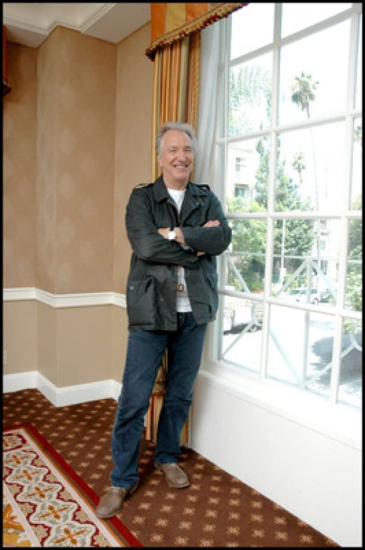 Alan Rickman - 36X48 FCA #FCA569840 Challenge the lowest price Fort Worth Mall Poster