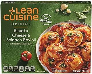 Lean Cuisine, Ricotta Cheese and Spinach Ravioli 8 oz (Frozen)