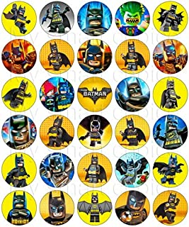 photograph about Batman Cupcake Toppers Printable known as : Batman - Cake Cupcake Toppers / Social gathering Components
