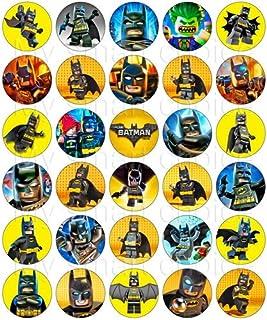 image regarding Batman Cupcake Toppers Printable referred to as : Batman - Cake Cupcake Toppers / Celebration Products