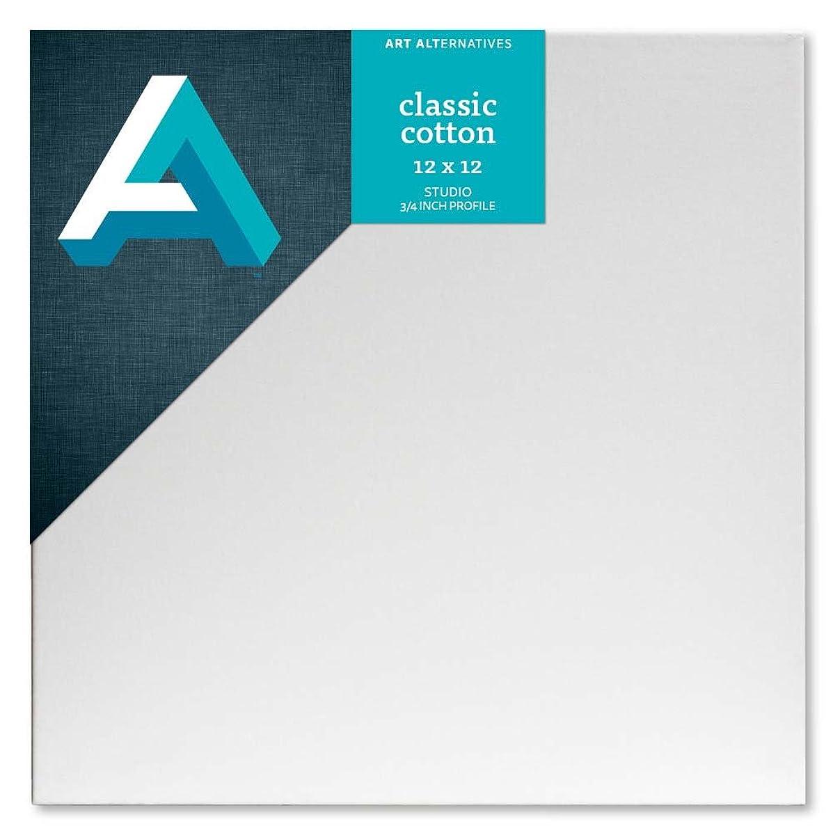 Art Alternatives Studio Stretched Canvas 12x12