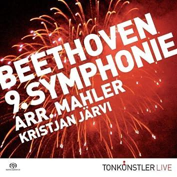 Beethoven: Symphonie NR. 9 Arr. Mahler