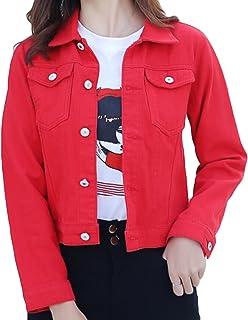 Masseys Basic Colored Jean Jacket