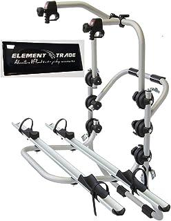 Fabbri 6201833 Bici Ok 3 Camper Top