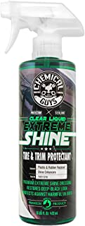 Chemical Guys TVD11264 - Clear Liquid Extreme Shine Premium Sprayable Dressing and Protectant For Tires, Trim, Rubber and Plastic (64 oz)