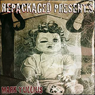Repackaged Presents audiobook cover art