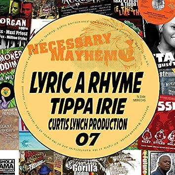 Lyric a Rhyme