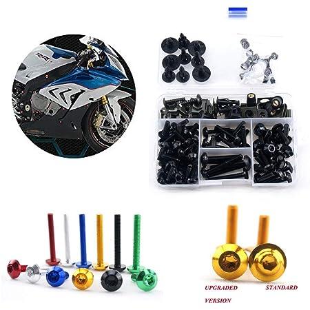 Racing Bike Complete Body Fairing Bolt Screws Kit For Honda CBR600RR 2005-2006